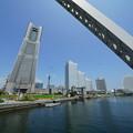 Photos: 鉄橋からのMM