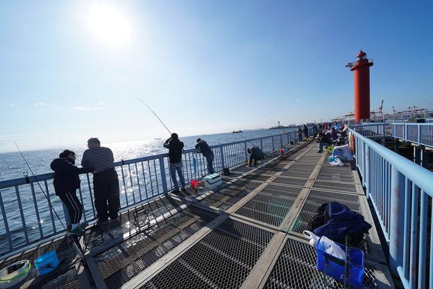 大黒海釣り公園