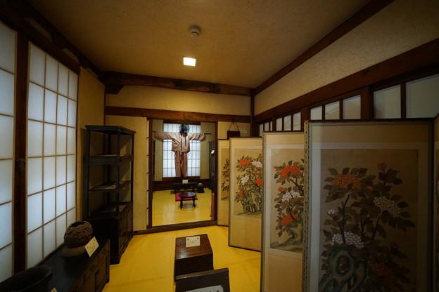 韓国の家室内