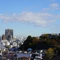 山手からの横浜市内