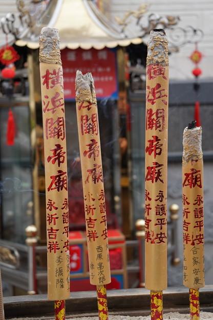 中国の線香