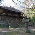 Photos: 正月の旧東慶寺仏殿