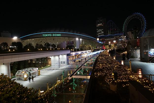 東京ドームシティ