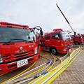 Photos: 消防車