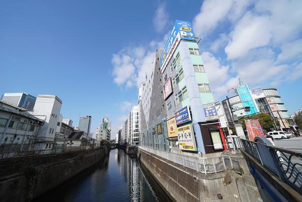 水道橋駅界隈