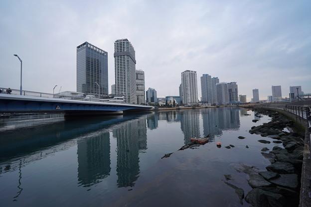 横浜駅東口付近