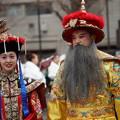 Photos: 皇帝と皇后