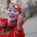 Photos: モンゴルの踊り