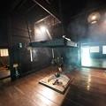 Photos: 囲炉裏
