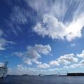 Photos: 船と雲