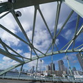 Photos: 鉄橋からのみなとみらい