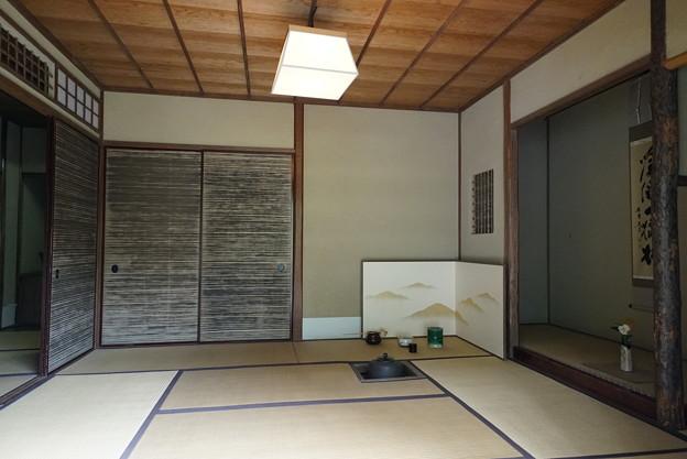 Photos: 茶室