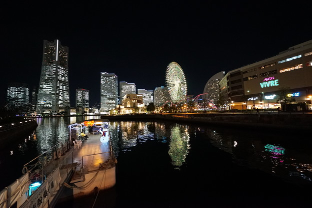 Photos: MM夜景