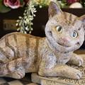 Photos: 猫の置物