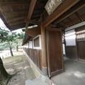 Photos: 白雲邸の塀