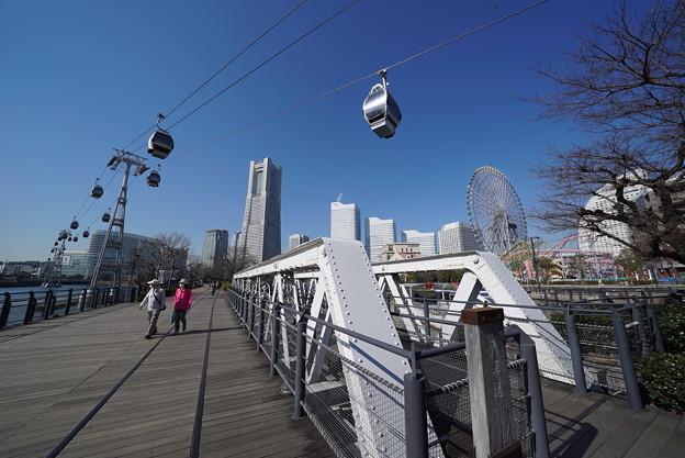Photos: YOKOHAMA  AIR CABIN