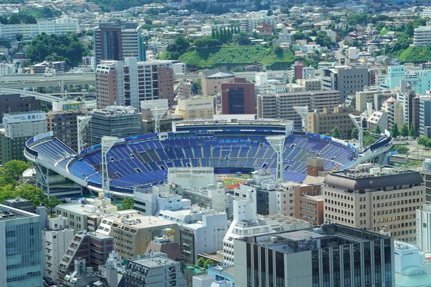 Photos: 横浜球場