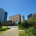 Photos: 新港中央広場