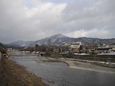 雪の比叡山 1