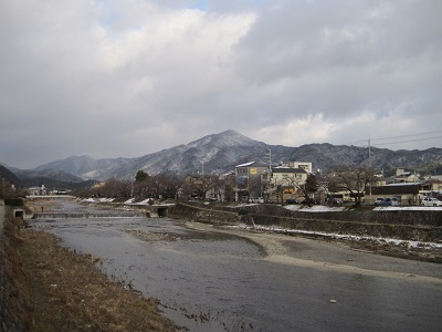 写真: 雪の比叡山 1