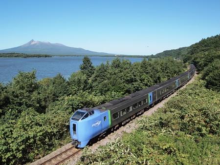 キハ281系 (函館本線 大沼~仁山)