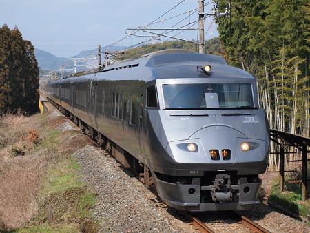 787系リレーつばめ(田原坂~植木)