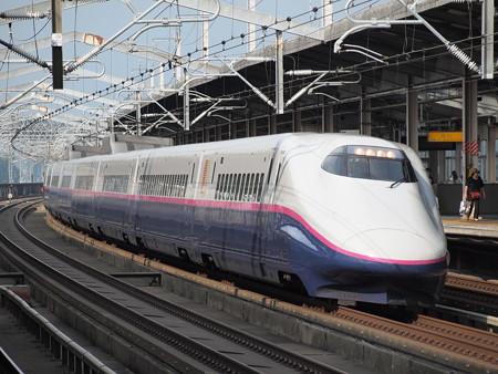 E2系東北新幹線 那須塩原駅