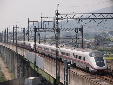 E3系こまち(東北新幹線福島~白石蔵王)