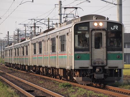 701系東北本線