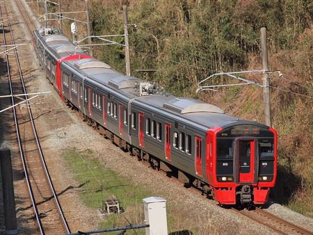 813系1100番台 快速