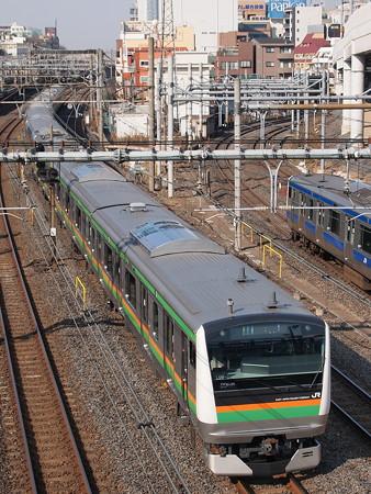 E233系 東北本線