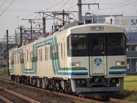 阿武隈急行8100系 東北本線名取~南仙台