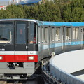 Photos: ニュートラム100A系 ポートタウン東駅