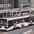 Photos: 阪堺モ701アドベンチャーワールド 天王寺駅前