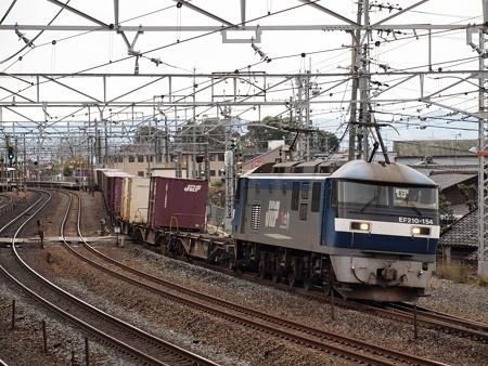 EF210貨物 東海道本線山崎~島本