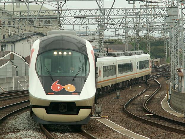 近鉄21020系 アーバンライナー 近鉄大阪線大和八木駅