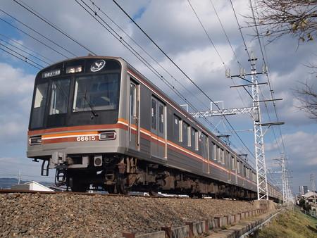 大阪市営地下鉄66系普通 阪急京都線高槻市~富田
