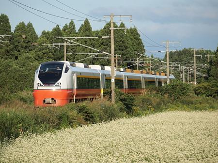 E751系回送 東北本線野辺地~狩場沢