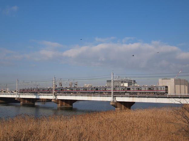 京成3600形 京成本線青砥~京成高砂2