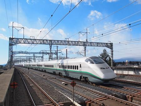 E3系+E2系 つばさ・やまびこ 東北新幹線那須塩原駅2