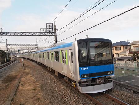 東武60000系 東武野田線東岩槻駅