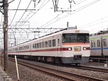 東武300系特急きりふり 東武スカイツリーライン春日部~一ノ割