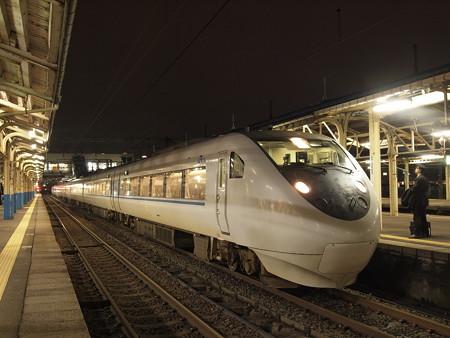 681系特急はくたか 北陸本線直江津駅2