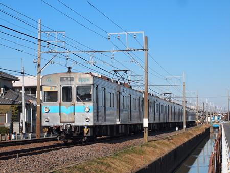 名古屋市営地下鉄3000系普通 名鉄犬山線西春~上小田井