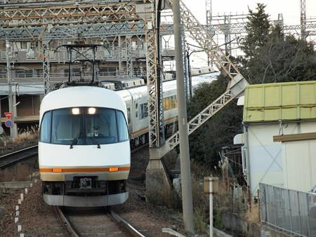 近鉄21000系名阪甲特急 アーバンライナー 近鉄名古屋線津駅