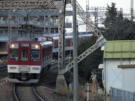 近鉄9000系普通 近鉄名古屋線津駅