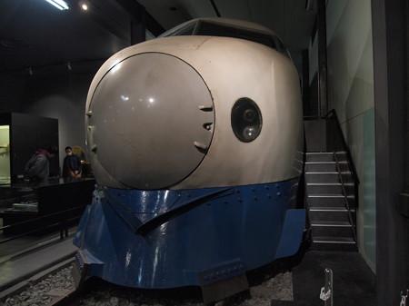 0系 交通博物館