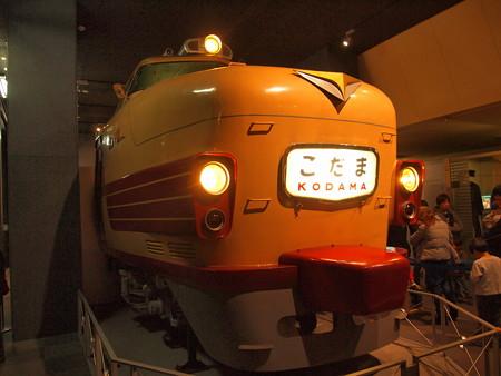 181系 交通博物館