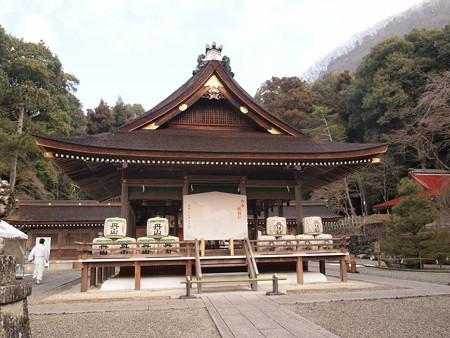 亀岡出雲大神宮拝殿