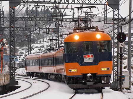 近鉄12200系名阪乙特急 近鉄大阪線大阪教育大前~関屋